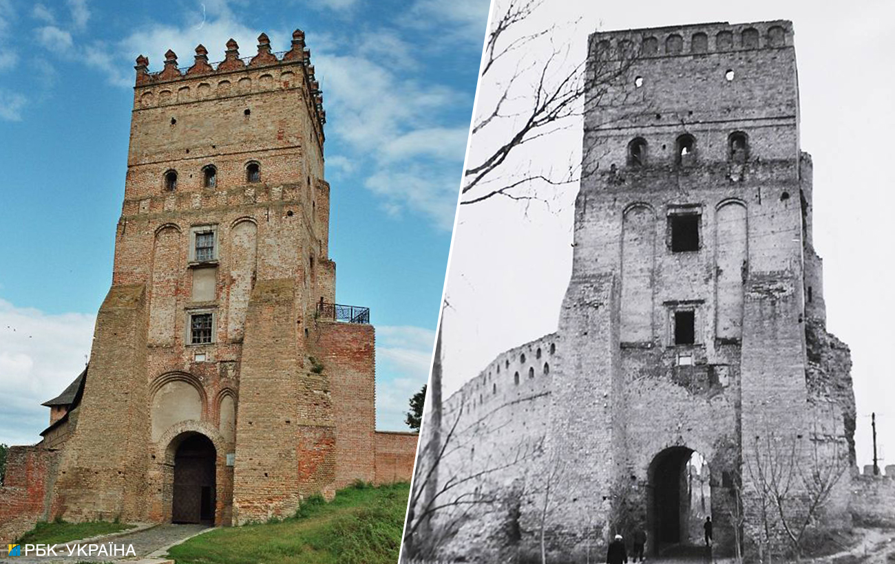 Краса та руїни: як змінилися найбільш знакові замки України за роки незалежності