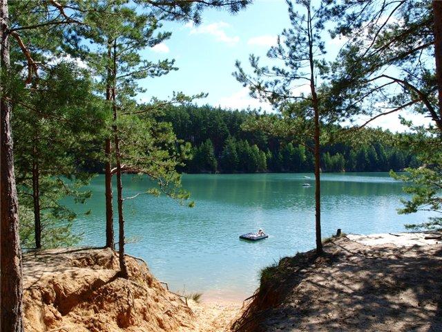 Райское место: Голубые озера Черниговщины|В дороге - сайт о путешествиях и приключениях