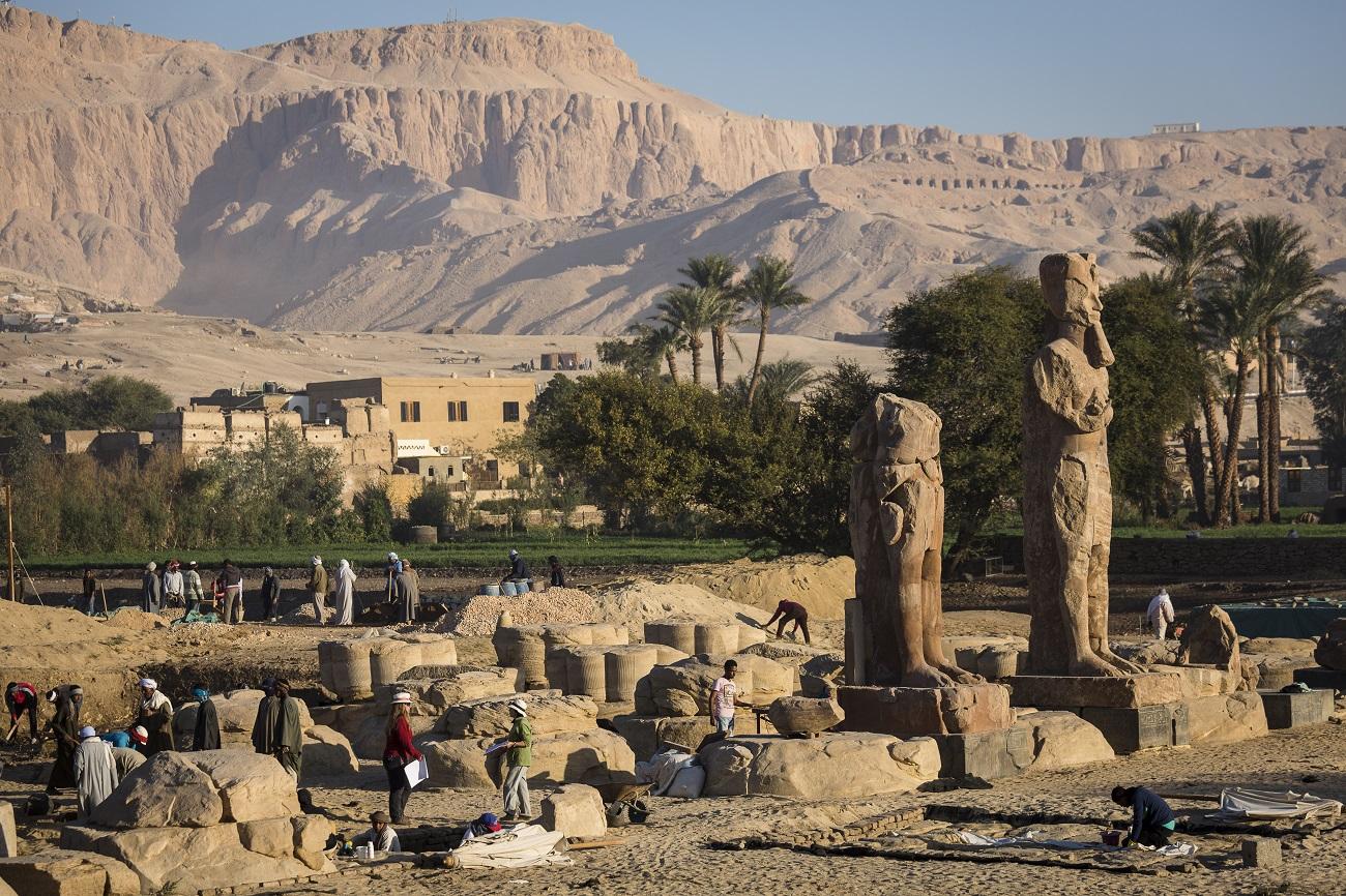 Не тільки піраміди та пляжі. У Єгипті пропонують новий вид туризму