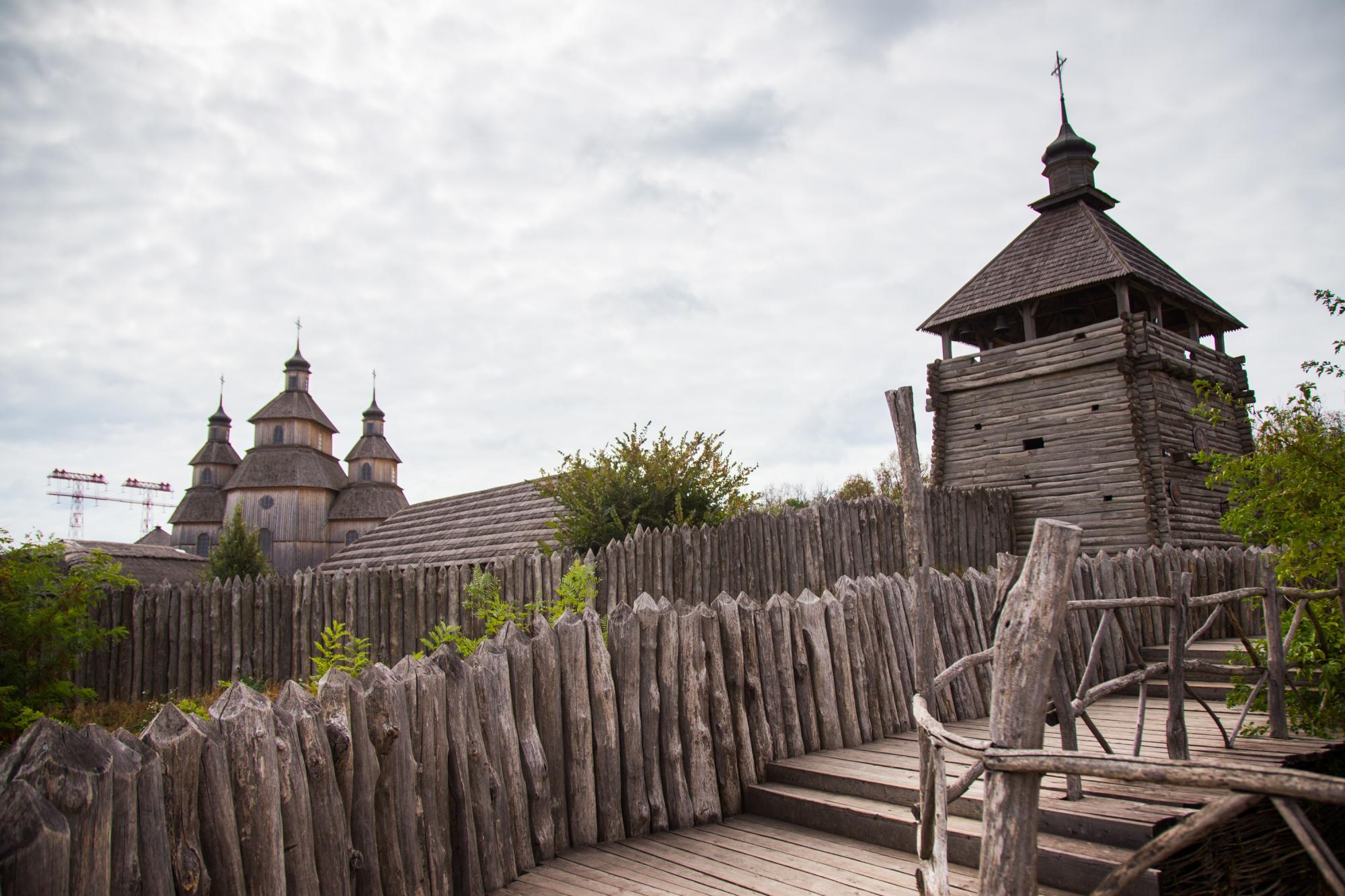 Остров-сокровищница: дух вольных казаков и тайны древней Хортицы