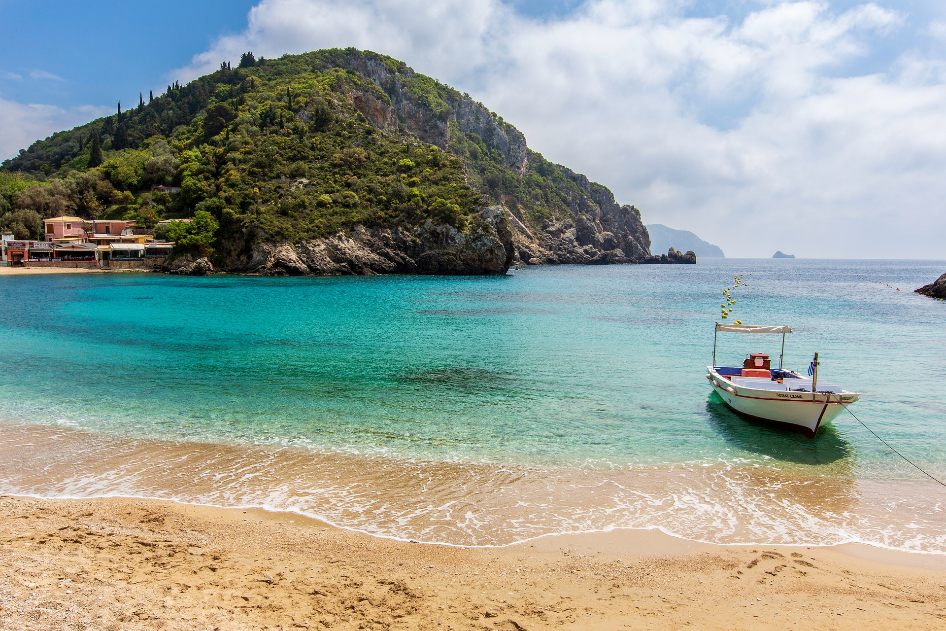 Квиток до теплого моря: кращі країни для комфортної відпустки в червні