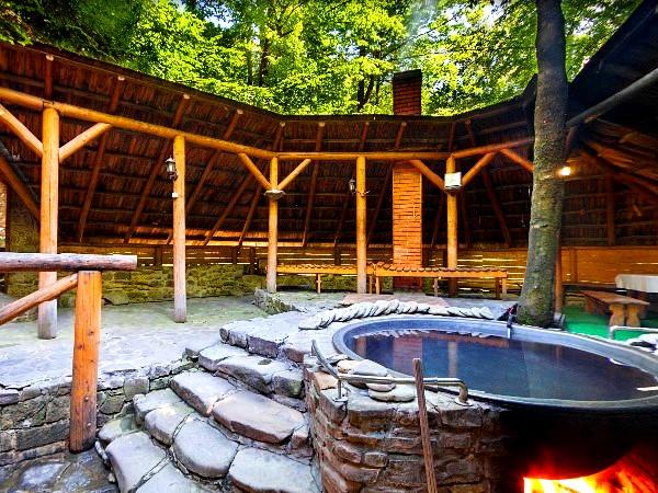 Термальні джерела та міні-курорт: маловідома локація на Закарпатті для комфортного відпочинку