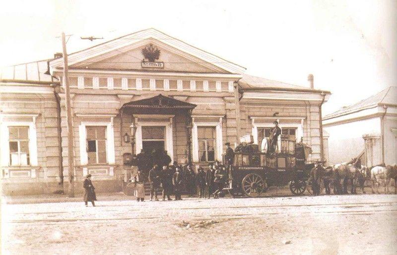 З Києва до Житомира на кінному диліжансі: як мандрували українці понад сто років тому